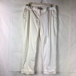 White House Black Market Women's Crop Leg Pants 77